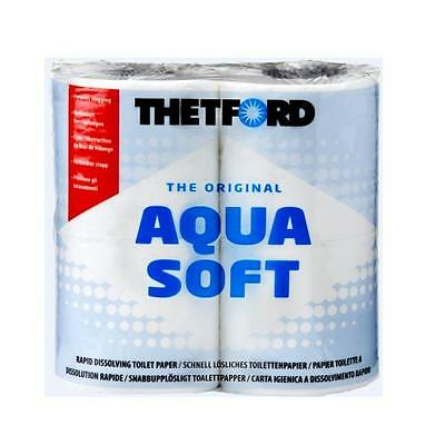 Thretford Aqua Soft - Toilet paper - for the Camping toilet 4 Wheels