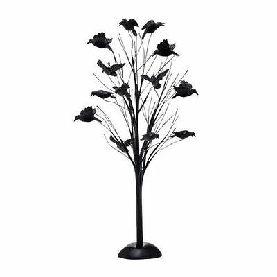 New Dept56 Murder Of Crows, Tree