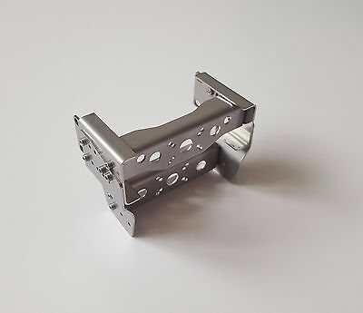 Heavy frame end for Tamiya 1/14 truck - options!