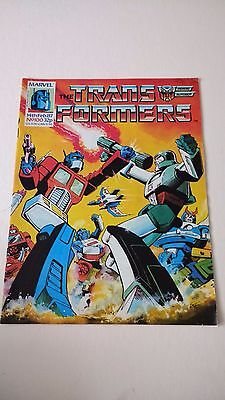 The Transformers Issue 100 UK Comic