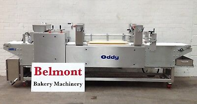 Oddy Pinner and Finger Roll Professional Finishing Table BAKERY EQUIPMENT RP01