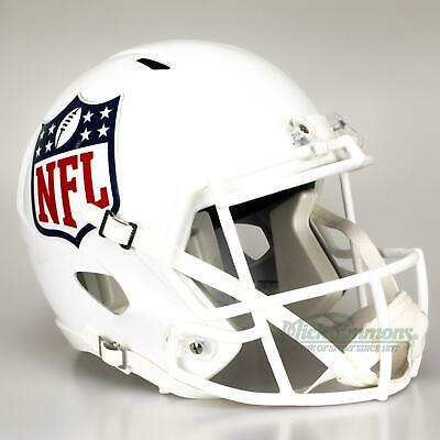 NEW NFL Sheild Riddell Replica Speed Gridiron Helmet