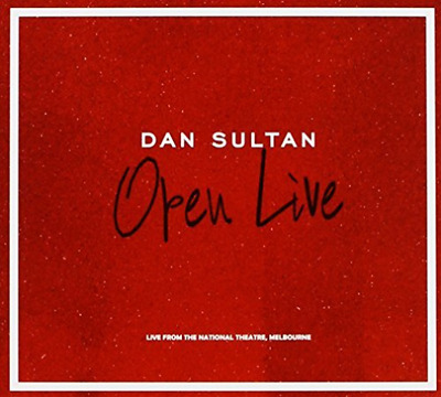 DAN SULTAN Open LIVE Live From The National Theatre, Melbourne CD - New  digipak