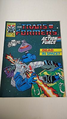 The Transformers Issue 159 UK Comic