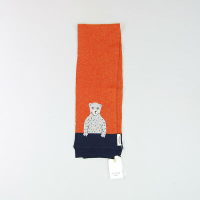 Bufanda color Naranja marca Nice Things 4 Años