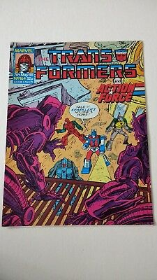The Transformers Issue 164 UK Comic