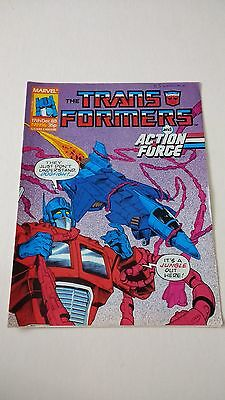 The Transformers Issue 196 UK Comic