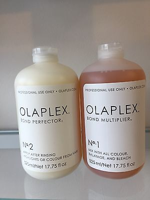 Olaplex No.1 15ml No.2 30ml Treatment for Damaged Over Processed Hair UK Seller