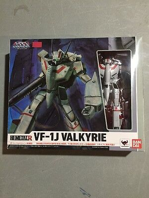 Bandai H-Metal R Hikaru Ichijo Rick Hunter New Sealed US Seller VF-1J Valkyrie