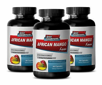 Reduce Inches Supplement - African Mango Complex 1200mg - African Mango 3B