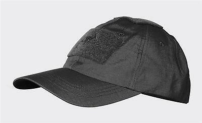 Helikon Tex Tactical Combat Outdoor PMC Cap Mütze Hat black schwarz