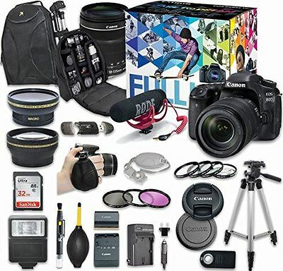 Canon-EOS-80D-DSLR-Camera-Video-Creator-Kit-with-Canon-EF-S-18-135mm-f-3-5-5-6