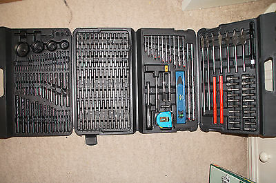 Drill bit set 217 pieces BRAND NEW