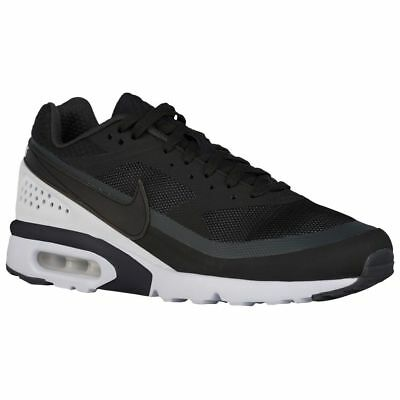 Nike Air Max BW Ultra Men's Running Shoes (Size 10.5) Black White 819475 001