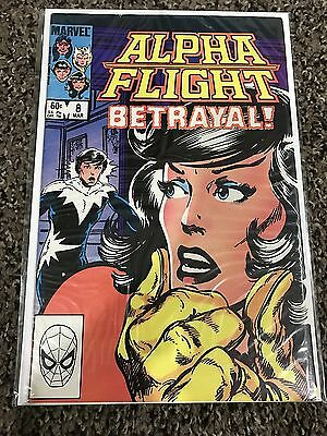Alpha Flight #8 (1983 Series Marvel) Combined Shipping Deal! - Buy 2 Get 1 Free!