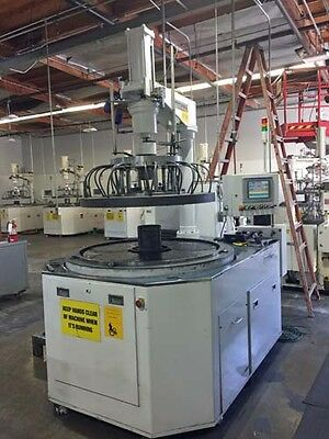Speedfam Model 16B Double Sided Lapping Machine Updated Electronics Very Nice