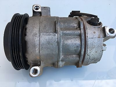 Holden Commodore Ve V8 Aircon Compressor Genuine Air Conditioning