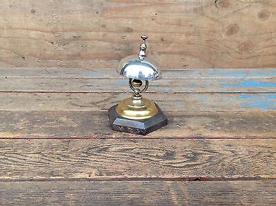 Very Cool Antique Art Deco Hotel Call Bell