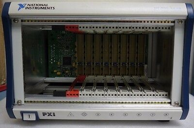 National Instruments NI PXI-1042 PXI 8-slot Chassis