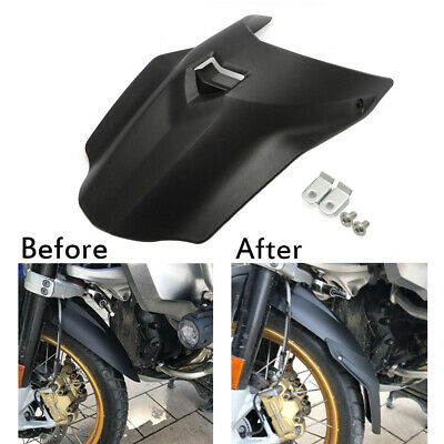 Front Fender Extender Mudguard Cover For BMW R1200GS/R1200GS Adventure 2013-2017