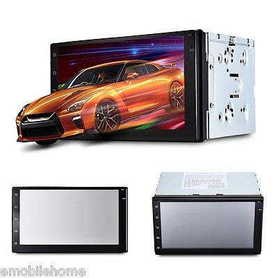 """Universal 7"""" HD Touch Screen Quad Core Android 6.0 Car Multimedia Player"""