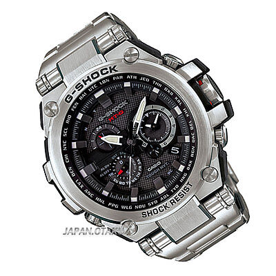 CASIO G-SHOCK MT-G MTG-S1000D-1AJF Tough Solar Radio Watch JP Model