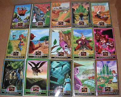 The Wizard of OZ Collection 15 Books Set by L. Frank Baum Paperback NEW