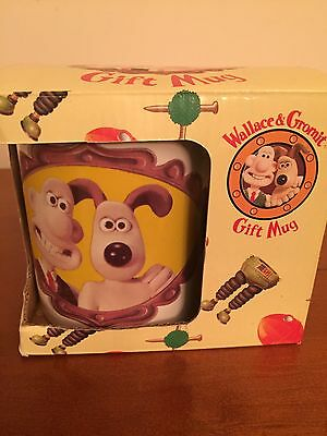 wallace and Gromit Collectible gift mug. Brand New,Rare
