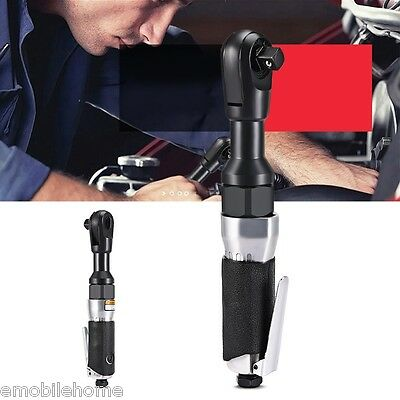 1/2 Pneumatic Front Exhaust Ratchet Wrench Air Pressure Repair Maintenance Tool