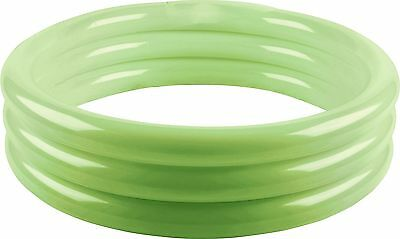 Chad Valley 3 Ring Paddling Pool With Repair Kit - 3ft - Green -From Argos ebay