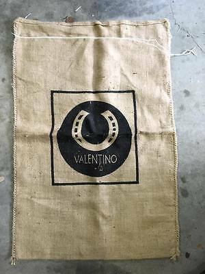 Coffee Bean Hessian/Jute Bag/Sack Beneficio Valentino