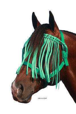 NEW Funky Classic horse Flyveil Quality string fly+veils Insect protection