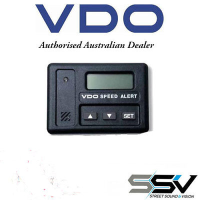 Genuine VDO Speed Alert for Electronic and Mechanical Speedometers 124.130 VDO
