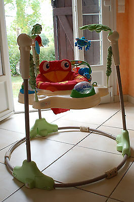Jumperoo Jungle Fisher price Trotteur Sauteur