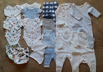 baby boy bundle newborn ( 17 items )
