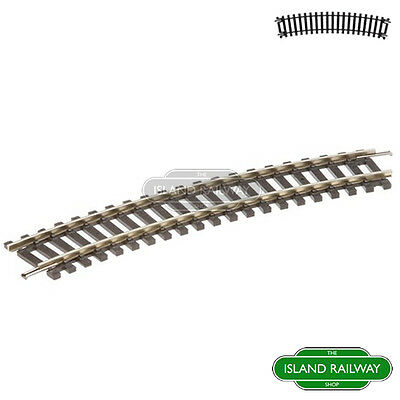 Hornby R604 First Radius Single Curve Track Pieces Single OO Gauge 1:76 Scale