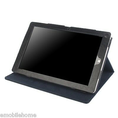 PU Leather Folio Flip Folding Stand Case Cover For Chuwi Hi10 Pro Tablet PC