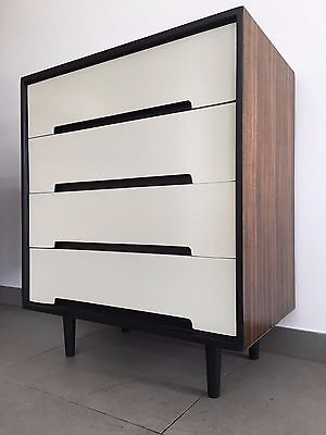 1960s Stag chest of draws by John & Sylvia Reid - Fully Restored - Superb !