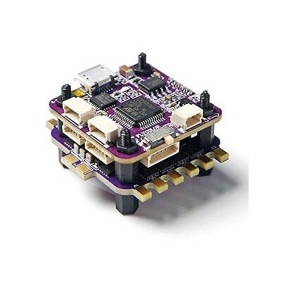 Raptor S-Tower 12A Racing Drone ESC - GALAXY RC F3 + OSD FLYCOLOR 4-in-1