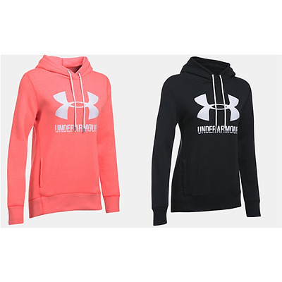 Felpa Donna Con Cappuccio Under Armour Favorite Fleece Pullover