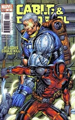 Cable & Deadpool (2004) #   4 (9.0-NM)