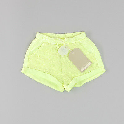 Shorts color Verde marca Zara 3 Meses