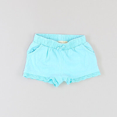 Shorts color Azul marca Sfera 3 Meses
