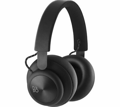 B&O H4 Wireless Bluetooth Headphones - Black - Currys