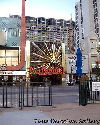 The Nugget Casino, Reno, Nevada - Giclee Photo Print