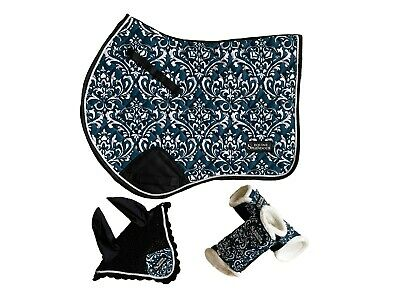 Patterned Saddle Cloth Pad Matching sets available!