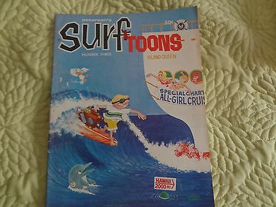 Petersen's Surftoons Comic Book 1966 Vol.3