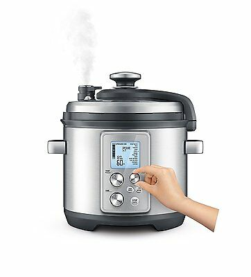 Breville BPR700BSS The Fast Slow Pro Multi-Cooker
