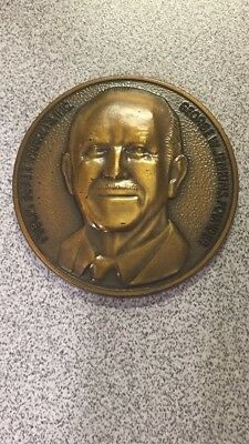 Publix Supermarkets George Jenkins 50th Anniversary Brass Coin
