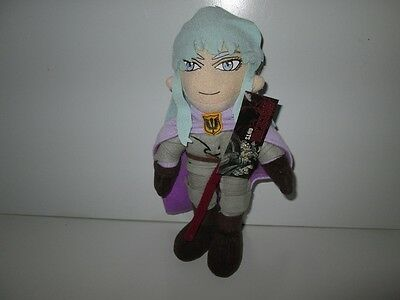 Berserk Griffith Plush Media Blasters (2005) New With Tags